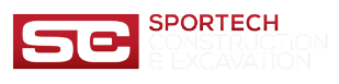 Sportech Construction & Excavation Logo
